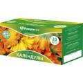 Календула (цветки) в фильтр-пакетах
