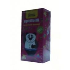 Чай детский травяной №6 КРЕПЫШ с 3 лет в фильтр-пакетах