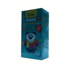Чай детский травяной №7 ПЕВУН с 3 лет в фильтр-пакетах
