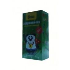 Чай детский травяной  №3 ЗДОРОВЕЙ-КА с 3 лет в фильтр-пакетах