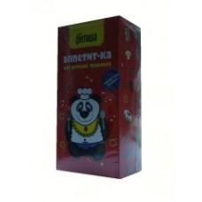 Чай детский травяной №1 АППЕТИТ-КА с 3 лет в фильтр-пакетах