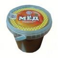 Мёд натуральный донниковый с разнотравьем 850 г