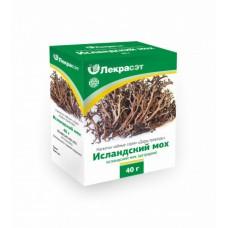 Исландский мох (цетрария) измельченный 40г
