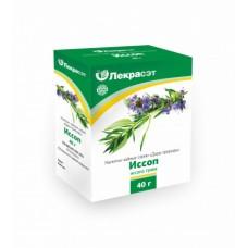 Иссоп лекарственный (трава) измельченная 40г