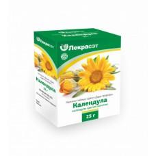 Календула (цветки) измельченные 25г