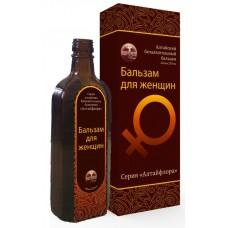 Бальзам безалкогольный «Алтайфлора» Для женщин 250мл